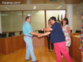El concejal de Nuevas Tecnologías clausura el primer semestre de 2010 del proyecto RAITOTANA con la entrega de diplomas a los alumnos - 26