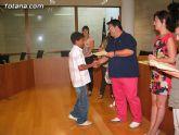 El concejal de Nuevas Tecnologías clausura el primer semestre de 2010 del proyecto RAITOTANA con la entrega de diplomas a los alumnos - 28