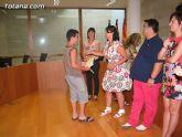 El concejal de Nuevas Tecnologías clausura el primer semestre de 2010 del proyecto RAITOTANA con la entrega de diplomas a los alumnos - 29