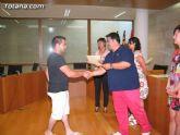 El concejal de Nuevas Tecnologías clausura el primer semestre de 2010 del proyecto RAITOTANA con la entrega de diplomas a los alumnos - 31