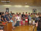 El concejal de Nuevas Tecnologías clausura el primer semestre de 2010 del proyecto RAITOTANA con la entrega de diplomas a los alumnos - 33