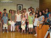 El concejal de Nuevas Tecnologías clausura el primer semestre de 2010 del proyecto RAITOTANA con la entrega de diplomas a los alumnos - 34