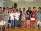 El concejal de Nuevas Tecnologías clausura el primer semestre de 2010 del proyecto RAITOTANA con la entrega de diplomas a los alumnos - 35