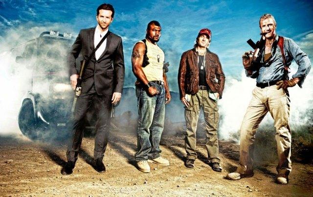 El cine de verano continúa con la proyección de la película 'El equipo A', Foto 1