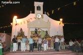 Las fiestas de la pedanía de el Raiguero Alto, en honor a Santo Domingo de Guzmán, se celebran este fin de semana