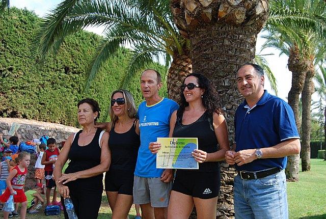 El concejal de Deportes clausura las actividades deportivas para adultos, Foto 1