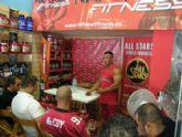 Toni Gutierrez fue el invitado estrella de la 4ª edición del ya clásico Fitness Campus - 8