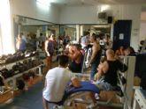Toni Gutierrez fue el invitado estrella de la 4ª edición del ya clásico Fitness Campus - 10