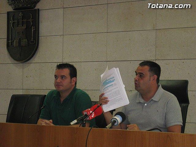 El alcalde anuncia que el PGMO de Totana ha recibido la Declaración de Impacto Ambiental favorable, Foto 2