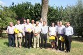 Mazarrón ha recibido dos equipos soterrados de la Comunidad Autónoma
