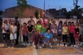 Alrededor de unas 80 personas participa cada miércoles en las caminatas nocturnas