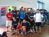 Torneo abierto tenis de mesa San Roque. Huetor Vega (Granada)