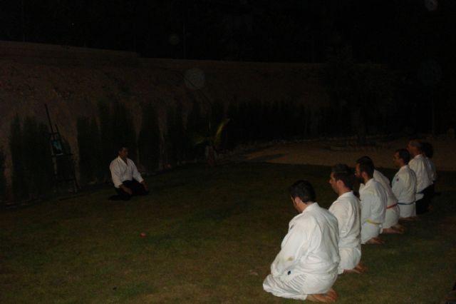 El curso de aikido 2009-10, organizado por el club aikidio de Totana, acaba de dar por finalizadas sus clases, Foto 4