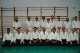 El curso de aikido 2009-10, organizado por el club aikidio de Totana, acaba de dar por finalizadas sus clases