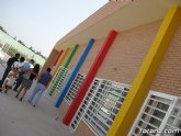 Las obras de la 2ª fase de ampliación de la Escuela Municipal Infantil de El Parral permitirán duplicar el número de niños escolarizados