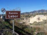 Proyecto Restauración y gestión de la Rambla de Lébor como conector ecológico entre las sierras de La Tercia-Espuña y río Guadalentín