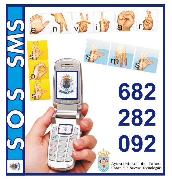 El ayuntamiento implanta el servicio `SOS SMS´, Foto 1