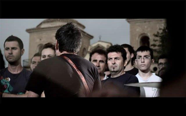 Acorralado, último videoclip de Discordia, Foto 4