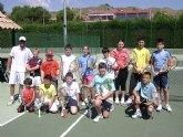 El pasado miércoles 1 de septiembre dio comienzo un nuevo curso de la Escuela de Tenis del Club de Tenis de Totana