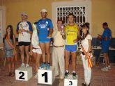 Verano lleno de podiums para los atletas del Club Atletismo Totana - 3