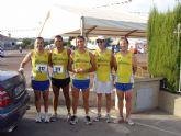 Verano lleno de podiums para los atletas del Club Atletismo Totana - 5