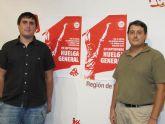 PCRM y UJC-RM llaman a la ciudadanía a participar en la huelga general del 29-S