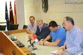 El consistorio impulsa la transformación de Totana en un municipio sostenible