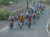 Más de sesenta ciclistas totaneros consiguen el jubileo tras realizar la peregrinación a Caravaca de la Cruz en bicicleta