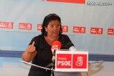 El PSOE ofreció una rueda de prensa con motivo del inicio del curso político
