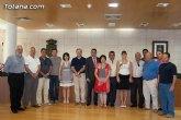 El alcalde de Totana toma posesi�n de la Mancomunidad de Servicios Tur�sticos de Sierra Espuña