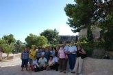 Los viajes culturales del Ayuntamiento llevan a los alhameños hasta la exposici�n