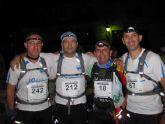 Los montañeros del Club Atletismo Totana estuvieron en la II Botamarges, carrera de 63 kil�metros de aut�ntica montaña. - 1