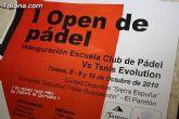 Nace el nuevo club deportivo Club P�del Vs Tenis Evolution - 2