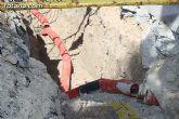 Entran en su recta final las obras de soterramiento de la línea de media tensión en el Polígono - 7