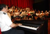 La Escuela Municipal de Música celebra una audición en el Centro Sociocultural La Cárcel