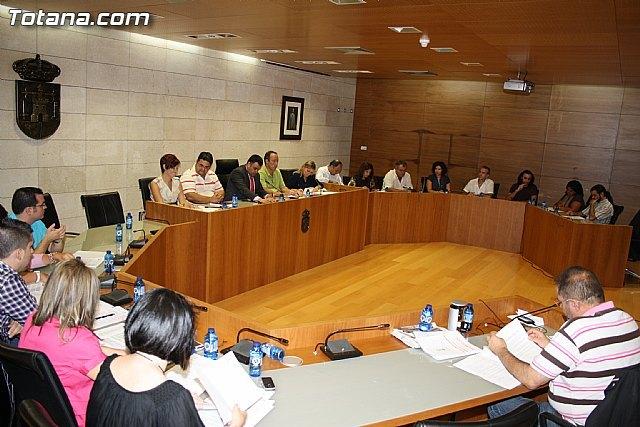 El Pleno autoriza al ayuntamiento a adquirir el Centro Especial de Empleo de Totana Mifito, Foto 1