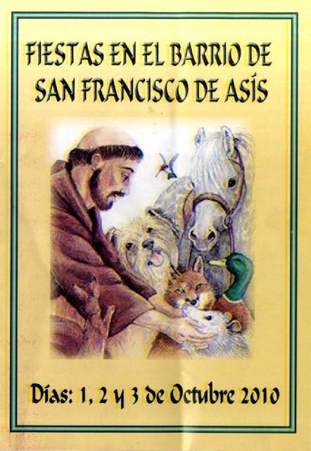Las fiestas del barrio de San Francisco arrancan hoy viernes 1 de octubre, Foto 2