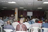 Las personas mayores de Totana celebran hoy su Día Internacional con una Asamblea General de los socios del Centro Municipal y una chocolatada - 2