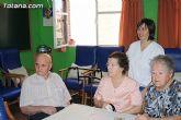 Las personas mayores de Totana celebran hoy su Día Internacional con una Asamblea General de los socios del Centro Municipal y una chocolatada - 6