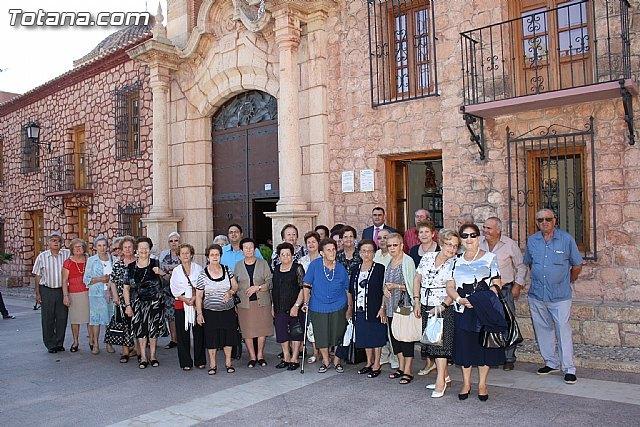 Misa con motivo del Día Internacional de las Personas Mayores, Foto 1