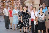 Misa con motivo del Día Internacional de las Personas Mayores - 11