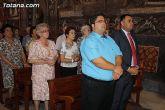 Misa con motivo del Día Internacional de las Personas Mayores - 17