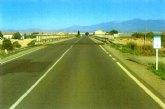 La Comunidad mejora los accesos a Totana desde la pedanía de El Paretón