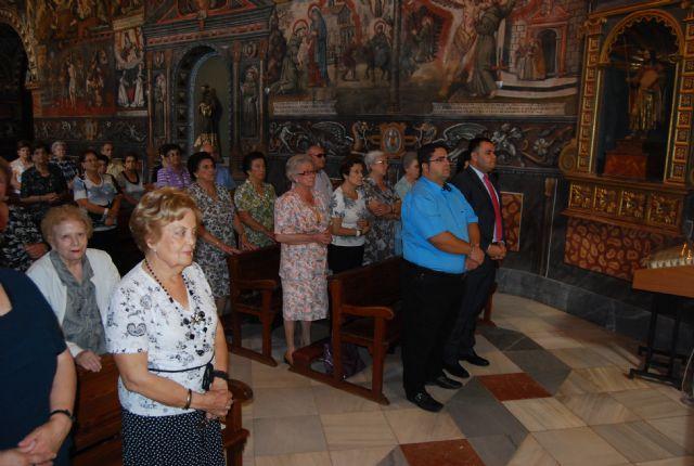 Autoridades municipales asisten a los actos que han conmemorado el Día Internacional de las Personas Mayores, Foto 2