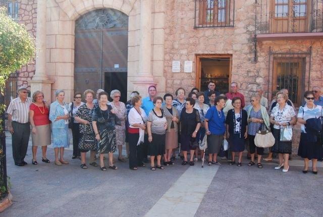 Autoridades municipales asisten a los actos que han conmemorado el Día Internacional de las Personas Mayores, Foto 4