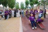 Inauguran las obras de remodelaci�n del Jard�n de Cervantes