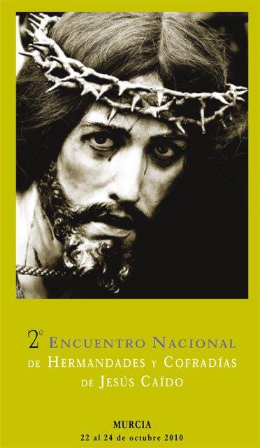La Caída de Totana participará en el II encuentro nacional de Hermandades y Cofradias de Jesús Caído, Foto 1