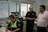 Las personas con problemas auditivos ya pueden ponerse en contacto con la Policía Local enviando un mensaje de móvil al teléfono 682282092 - 3