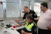 Las personas con problemas auditivos ya pueden ponerse en contacto con la Policía Local enviando un mensaje de móvil al teléfono 682282092 - 4