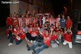 La Peña Atlético de Madrid de Totana organiza un viaje a madrid para presenciar el partido Atlético de Madrid C.F. – Getafe C.F.